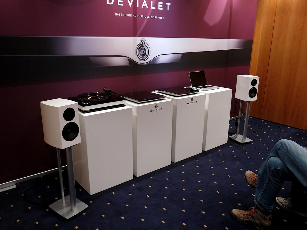 Devialet Hamburg 2015