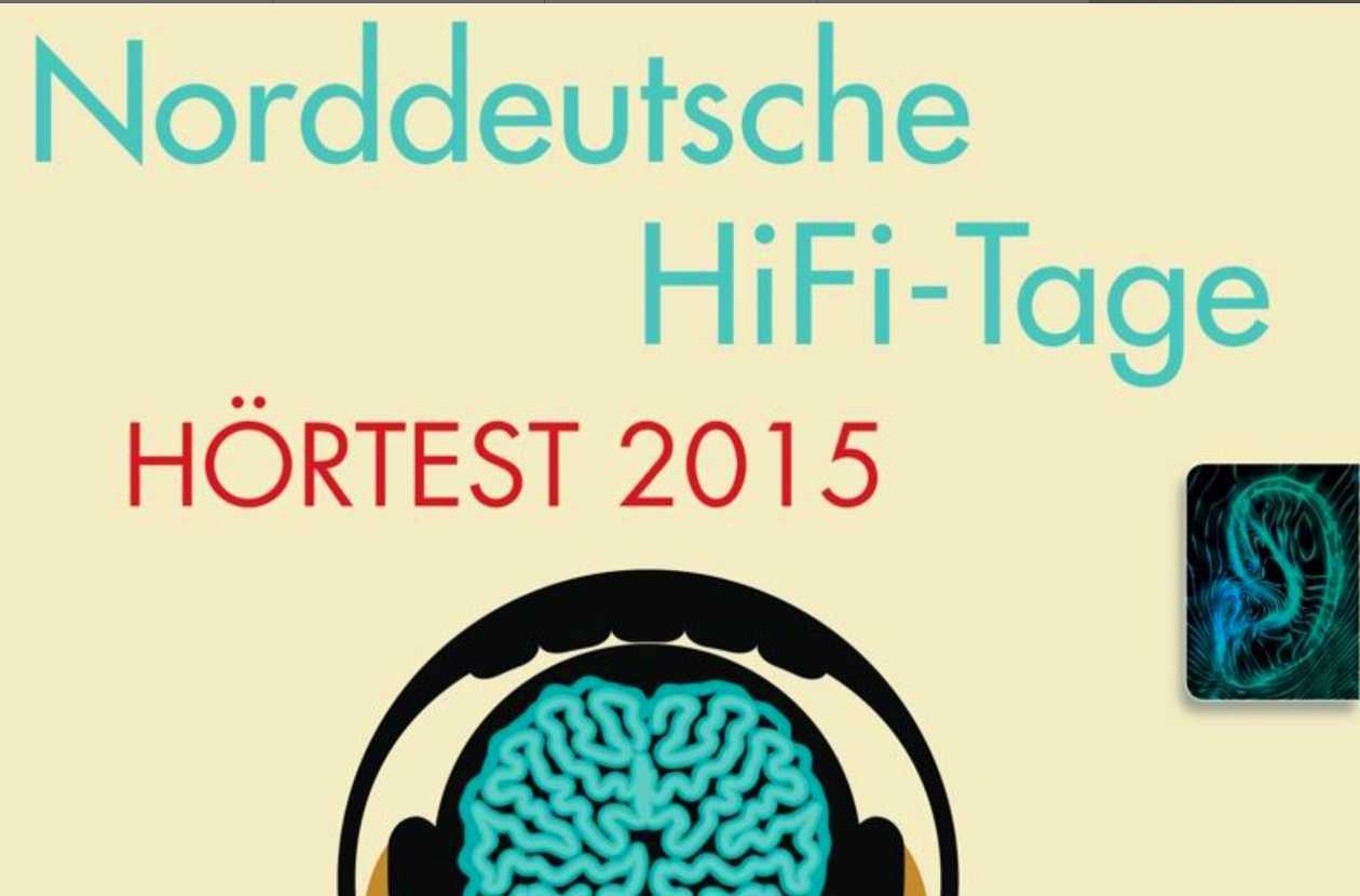 HiFi Tage Hamburg 2015 Logo