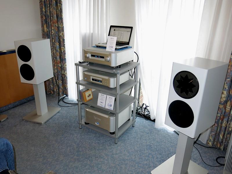 Manger Lautsprecher kompakt
