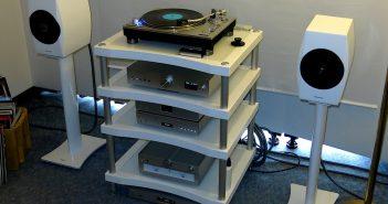 Technics HiFi Verstärker Plattenspieler Lautsprecher