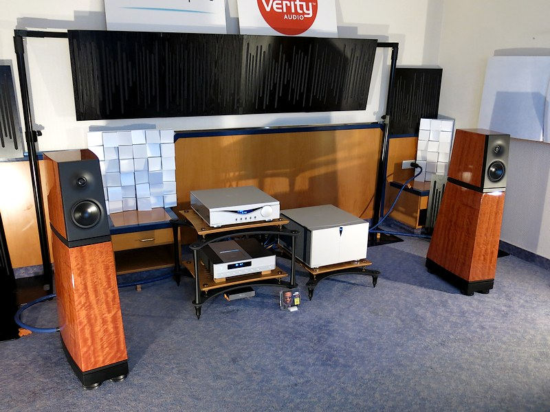 Verity Audio Lautsprecher