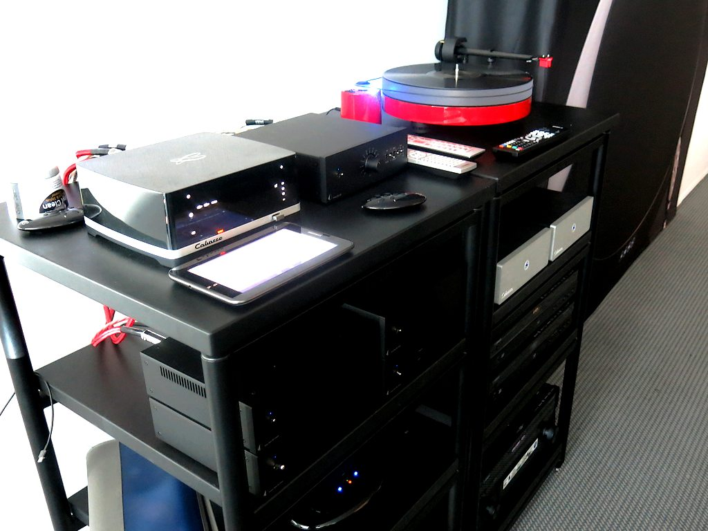 Cabasse Streamer Pro Ject