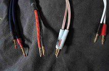 4 Lautsprecherkabel