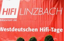 Westdeutsche HiFi-Tage Plakat HiFi-Linzbach in Bonn