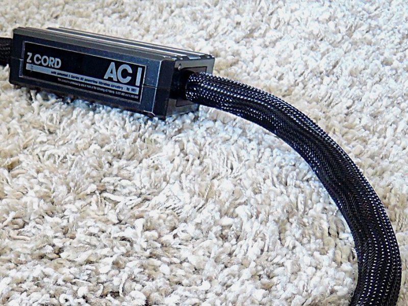 Lautsprecherkabel MIT Oracle Z Cord AC 1