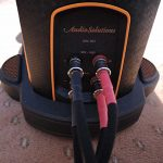 Anschlüsse Audio Solutions Vantage S