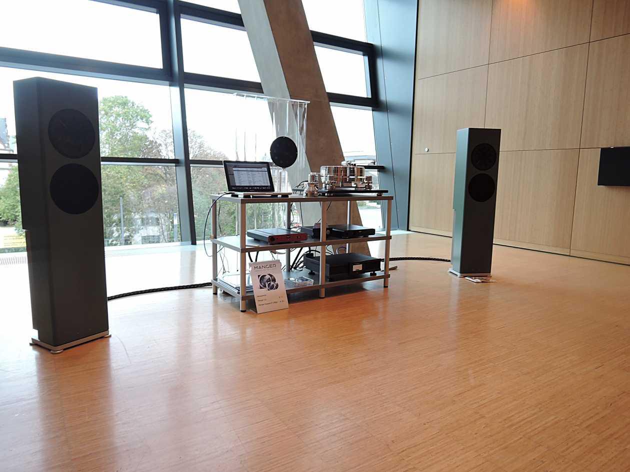 System Manger aktiv s1 aktiv, SPL direktor, Acoustic Solid Machine