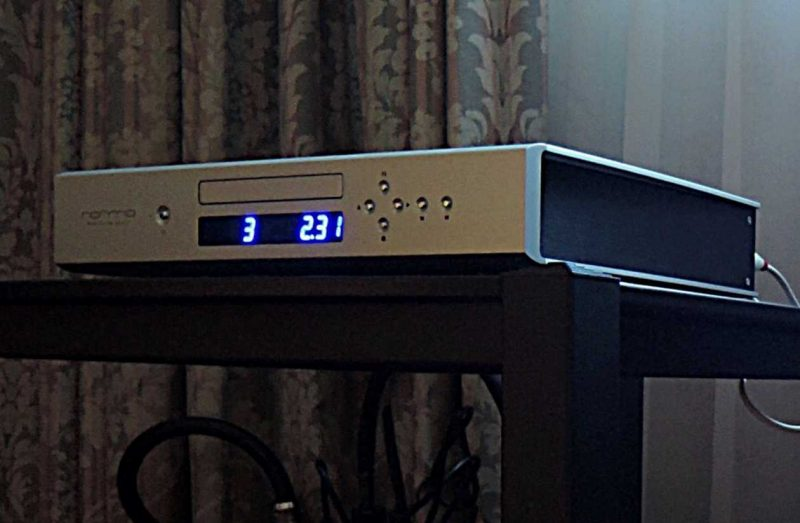 CD Player Norma Revo DS 1