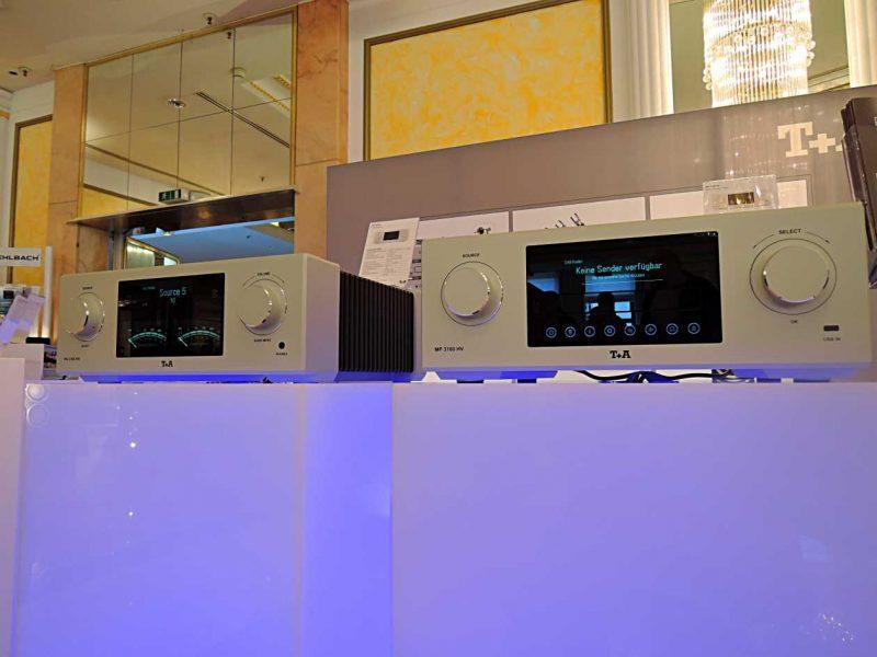 T & A PA 3100HV und MP 3100 HV