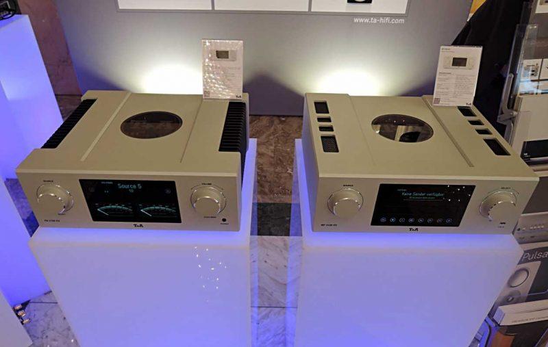 T & PA 3100HV mit MP 3100 HV