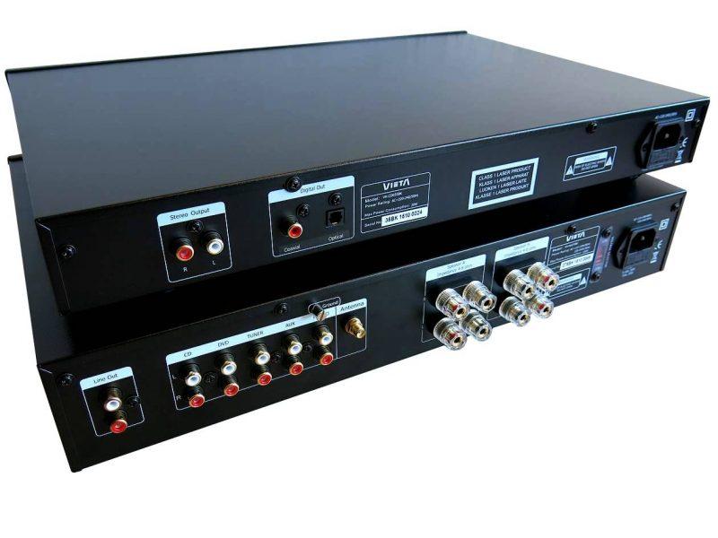 Vieta VH - HA 250 und Viera VH-CD035