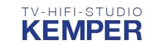 TV und HiFi Studio Kemper in Ulm Logo