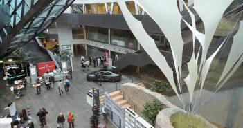 Foyer Darmstadtium Deutsche HiFi-Tage