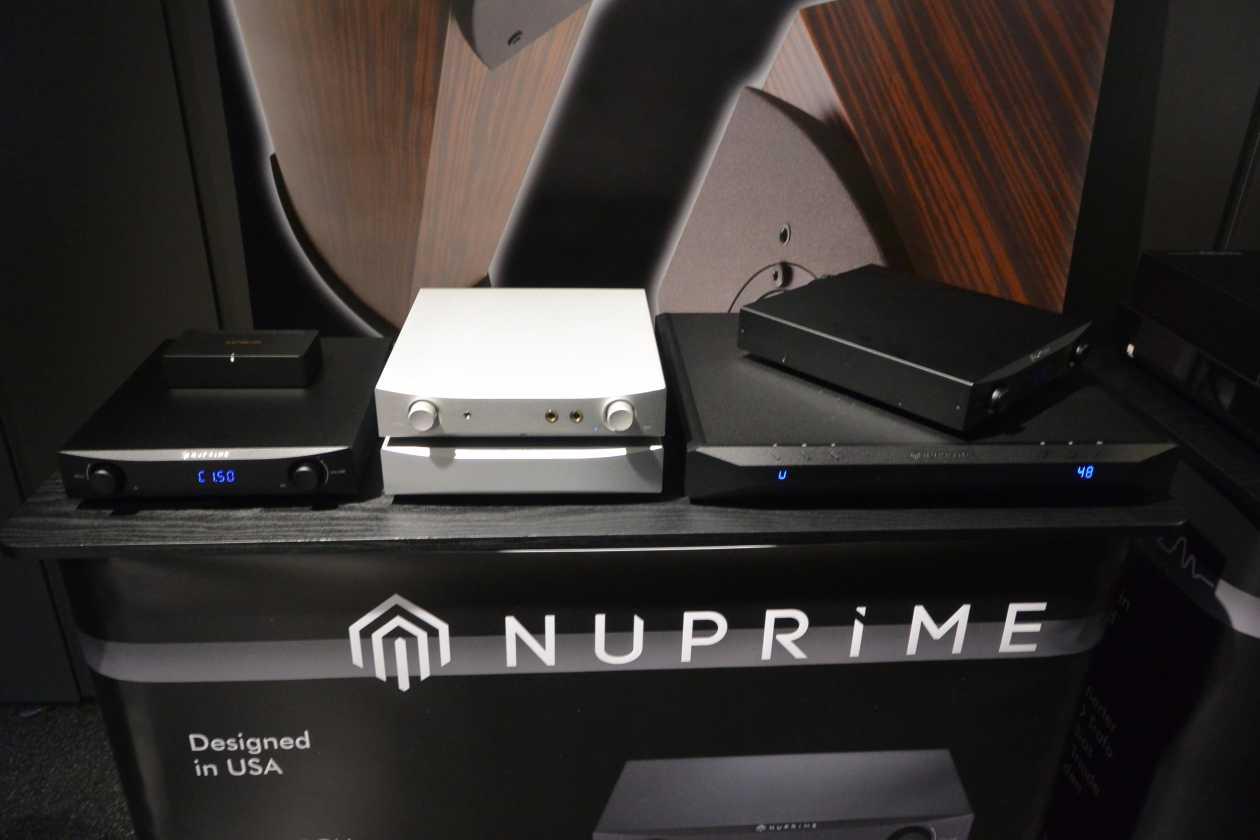 NuPrime Geräte