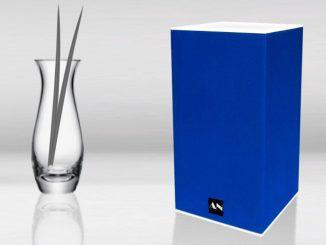 AN Audio Sound de Coleur Kompaktlautsprecher in blau