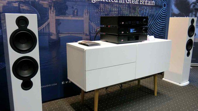 Cambridge Audio CX Serie auf den Mitteldeutschen HiFi-Tagen 2017
