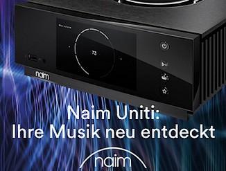 Naim Uniti Front