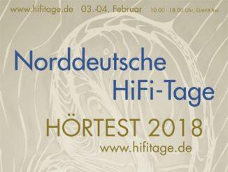 Norddeutsche HiFi-Tage 2018 Logo