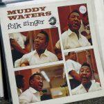 Muddy Waters LP Folk Singer
