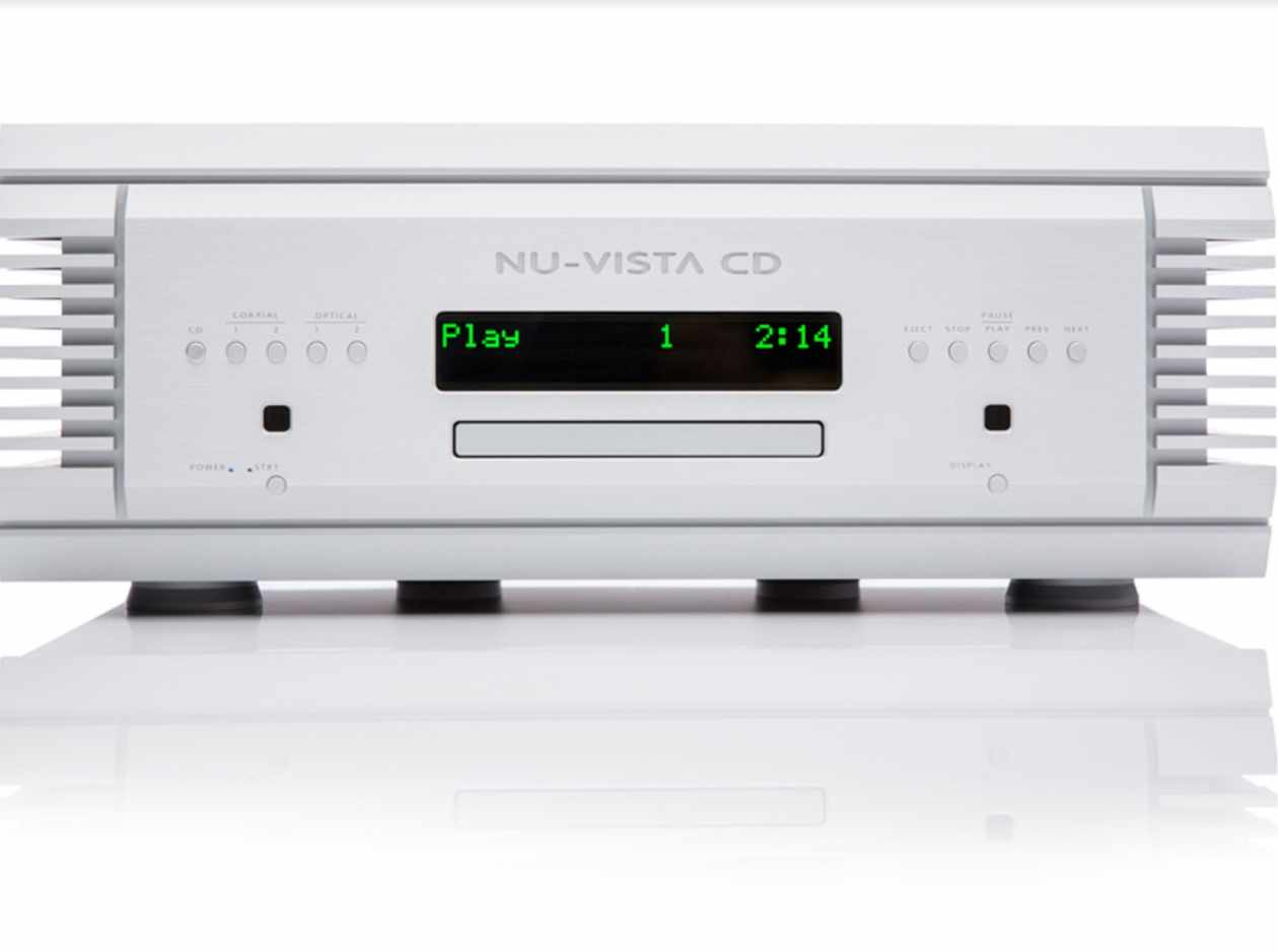 CD Player Musical Fidelity Nu-Vista CD