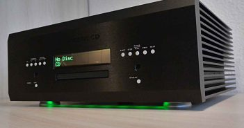 CD Player Musical Fidelity Nu-Vista im Test