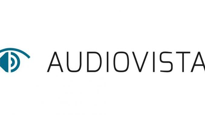 Logo der Audiovista 2018 in Krefeld