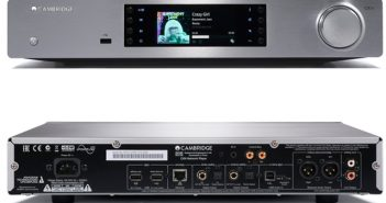 Cambridge Audio CXN V2 Streamer Netzwerkplayer