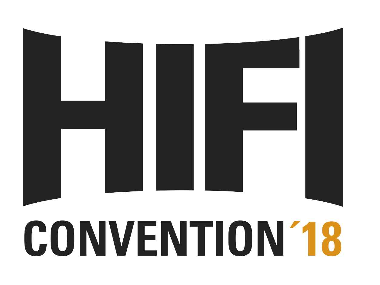Logo der HiFi-Messe HiFi-Convention in Freiburg