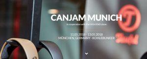 """CAN JAM MUNICH 2018 @ """"Kohlebunker"""" gegenüber des M,O,C,"""