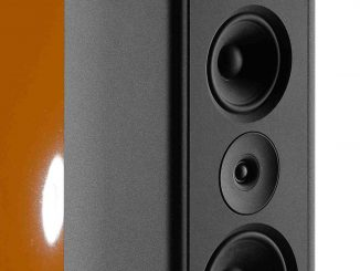 Audio Solutions Figaro orange