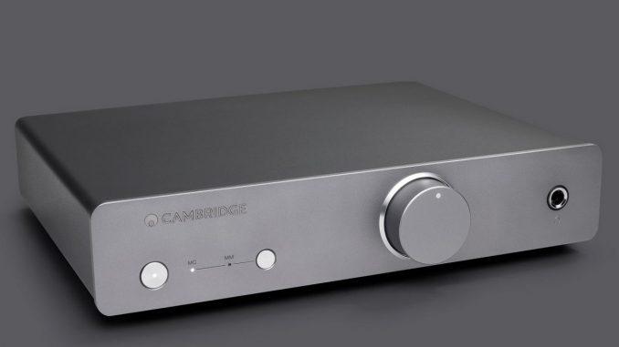 Front Cambridge Audio Duo