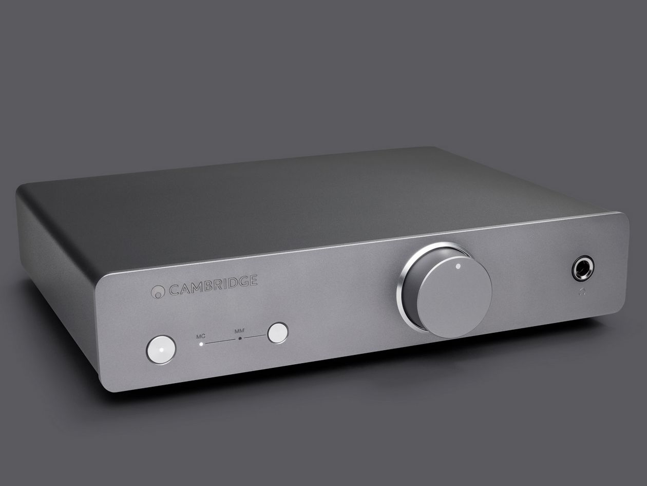 Front Cambridge Audio Duo