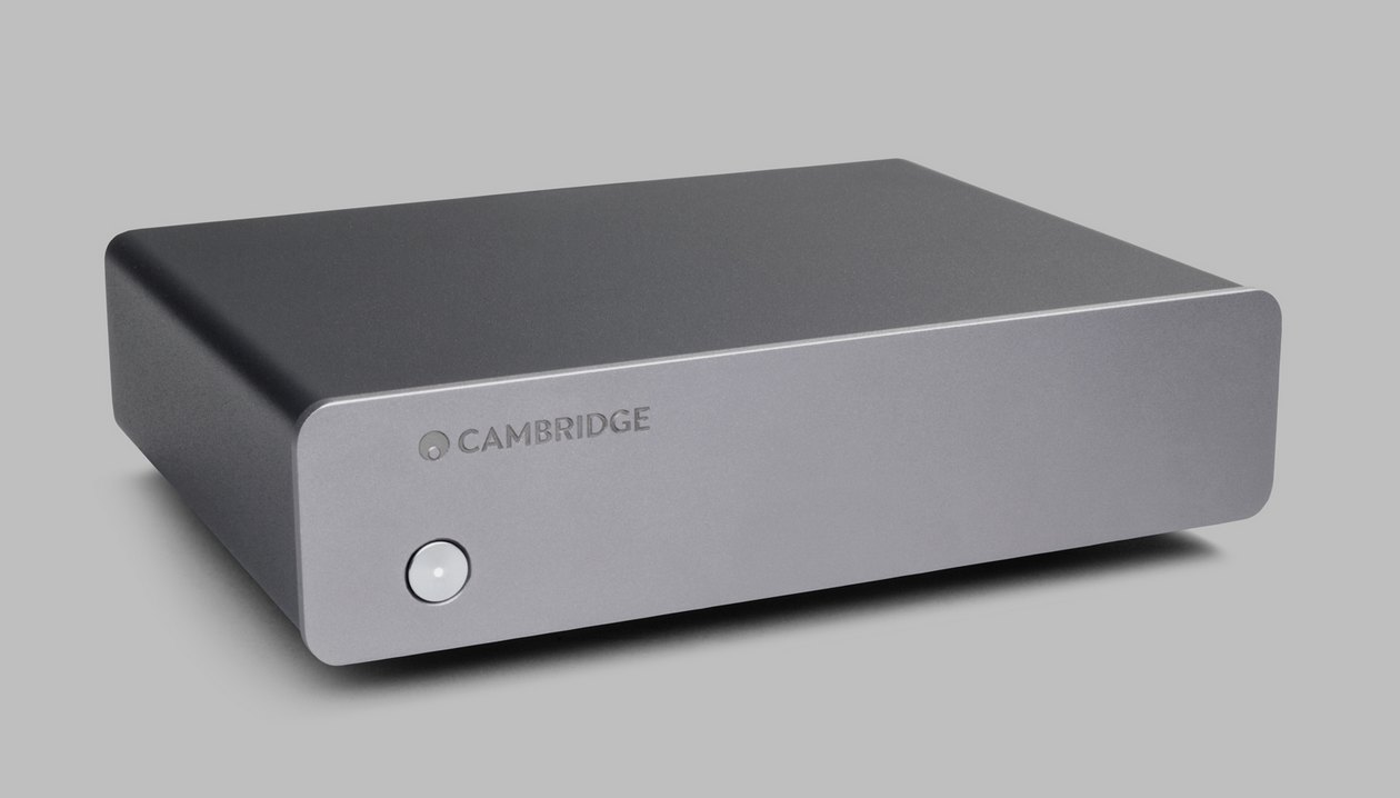 Front Cambridge Audio Solo