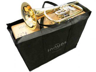 4 Innuos Musikserver mit Melton Flügelhorn