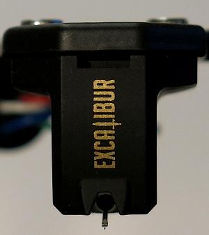 Tonabnehmer TAD Excalibur Black