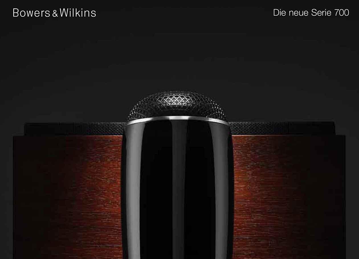 Serie 700 Bowers & Wilkins