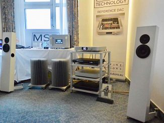 Stereokonzept mit MSB und PS Audio