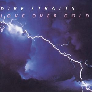 Cover von Dire Straits: Lover Over Gold