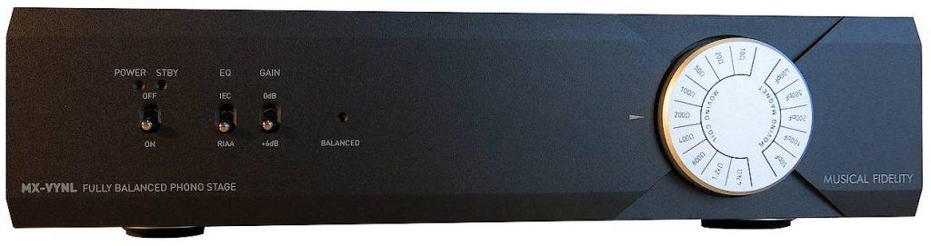 Musical Fidelity MX VYNL Phonovorverstärker im Test