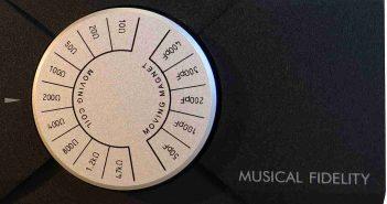 Im Test : Musical Fidelity MX VYNL Phonovorstufe Wahlschalter