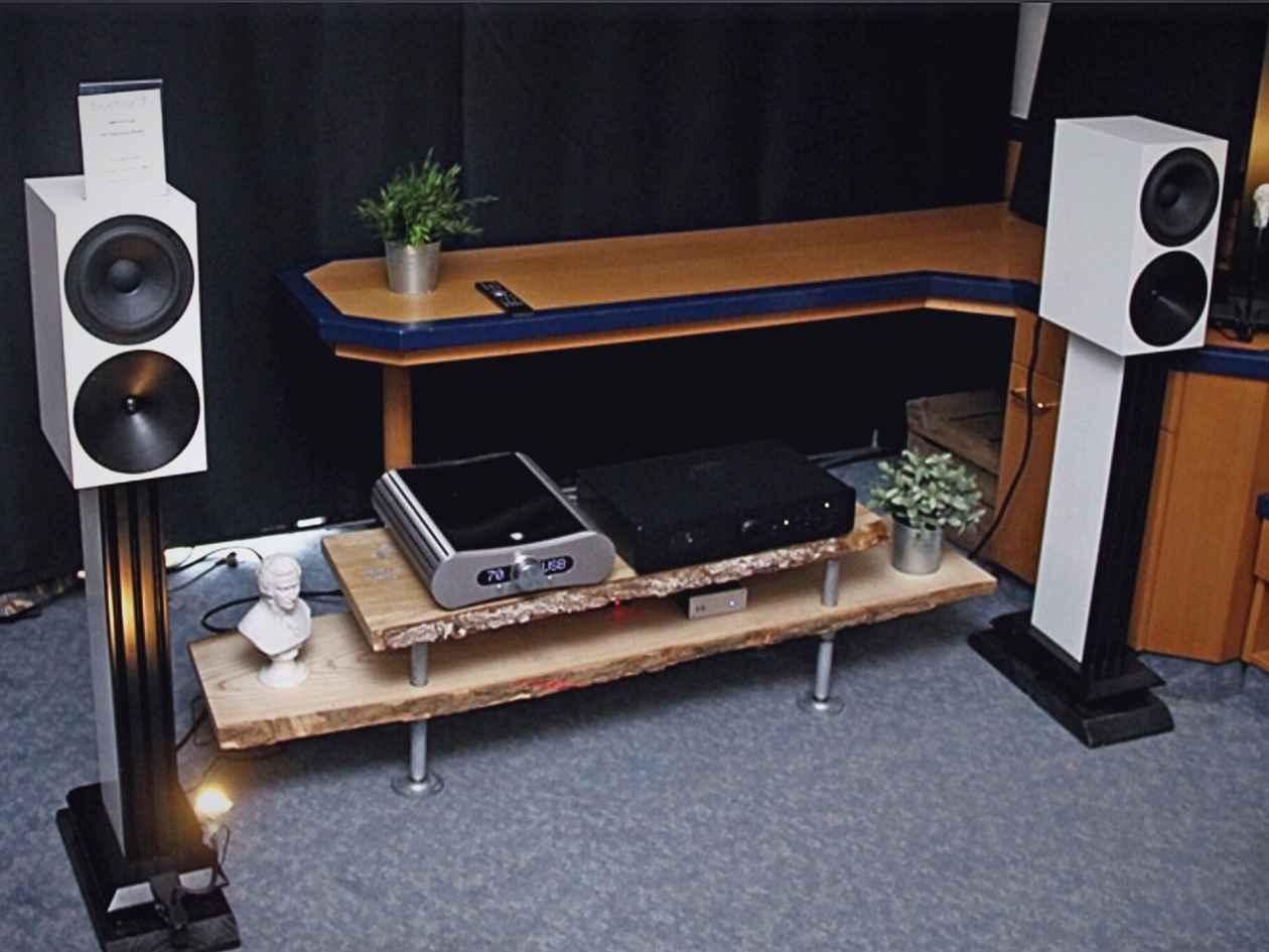 Kompaktlautsprecher Buchardt Audio S 400