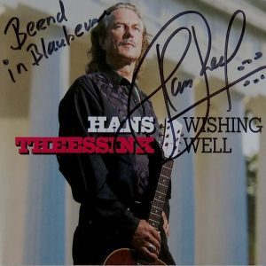 Hans Theessink Album Wishing Well
