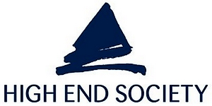 Logo der High End Society
