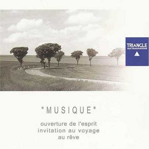 Musique Triangle Musik-Sampler CD-Cover