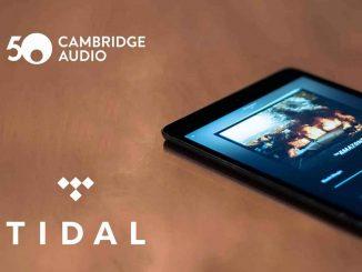 Cambridge Audio Streamer TIDAL 4 zu 3