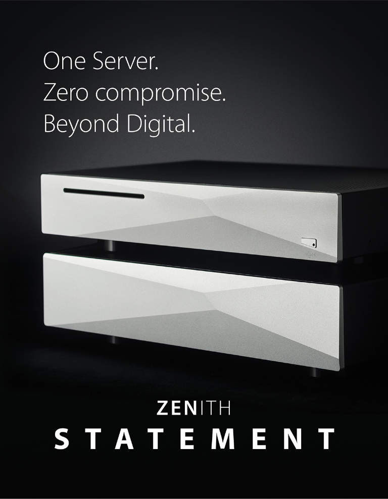 Innuos ZENith Statement High End Streamer HiFi-IFAs