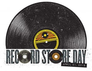 Record Store Day 2018 am 21. April