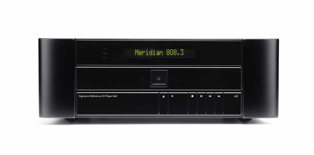CD Player Meridian Reference 808