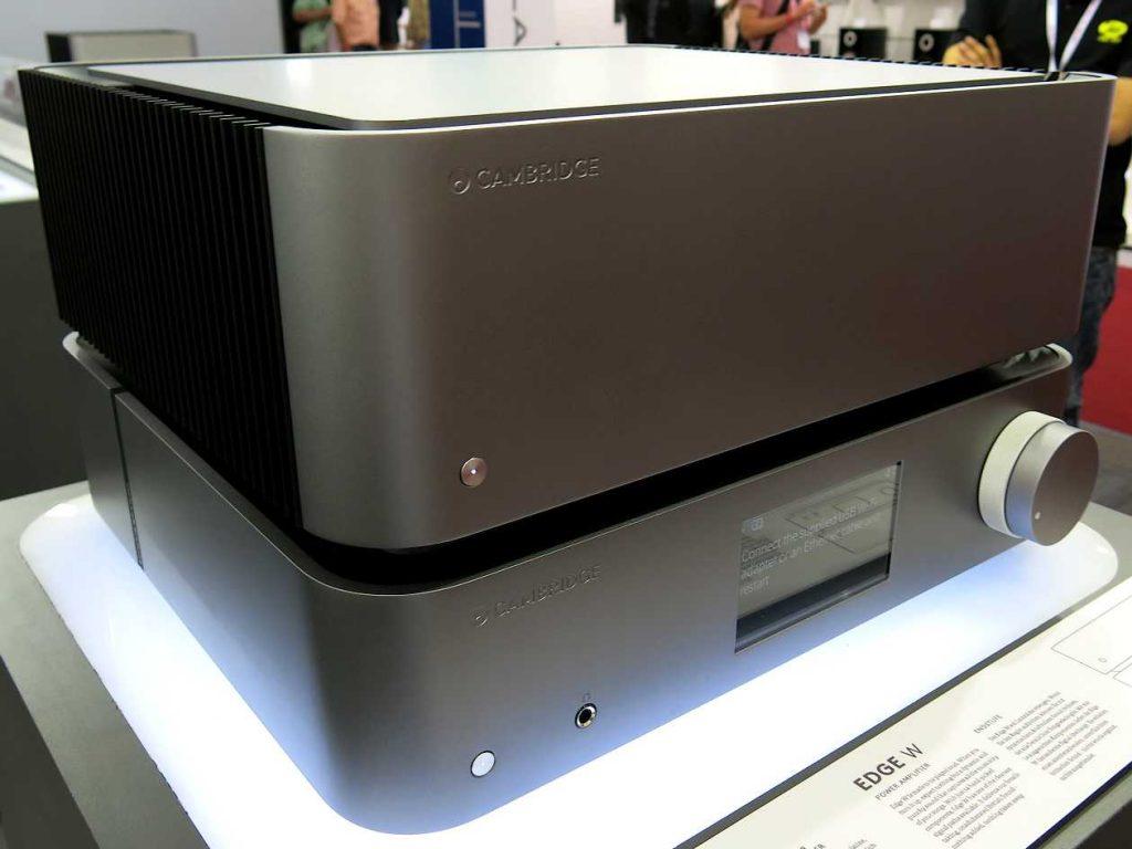 Cambridge Audio Edge Series NQ & W