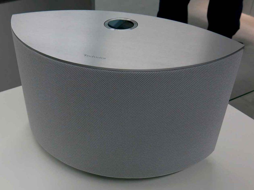 Technics Wireless Speaker SC-C50 auf der High End 2018 in Müchen
